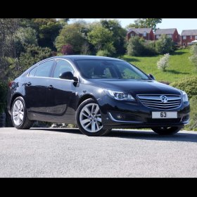 VAUXHALL INSIGNIA NAMED USED CAR OF THE YEAR