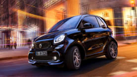 smart fortwo coupé BRABUS Xclusive
