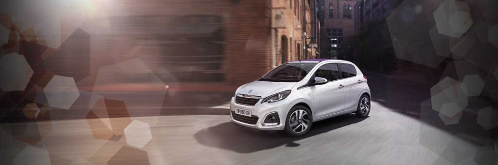 Peugeot 108 Offer Westover Peugeot Poole Christchurch