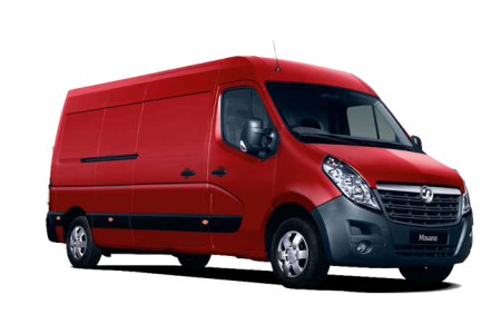 The Vauxhall Movano