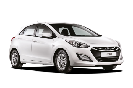 The Hyundai i30 1.4 Blue Drive SE