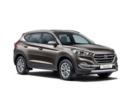 The All-New TUCSON 1.7 CRDi 'SE'​​